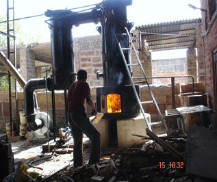 small industrial boilers gas fired design solid fuel fired